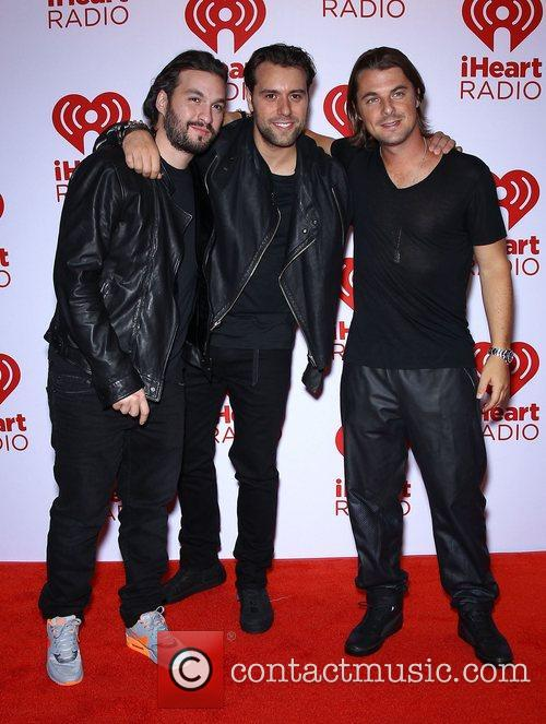 Swedish House Mafia iHeartRadio Music Festival at MGM...