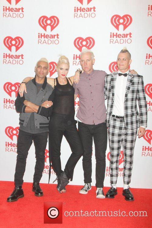 No Doubt  iHeartRadio Music Festival at MGM...