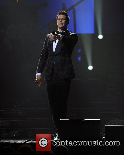 David Miller  Il Divo perform at the...