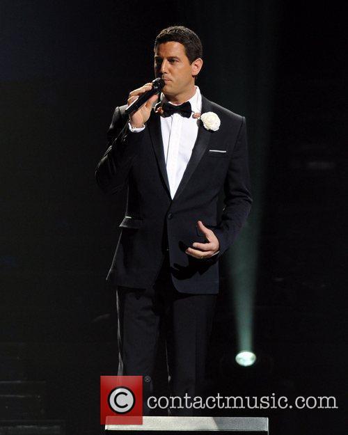 Sebastien Izambard  Il Divo perform at the...