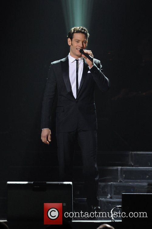 Urs Buhler  Il Divo perform at the...