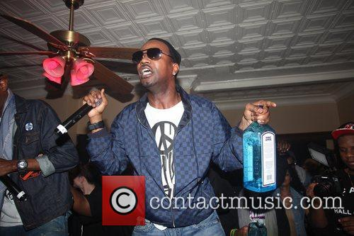 The Illmore Mansion party during the SXSW Festival