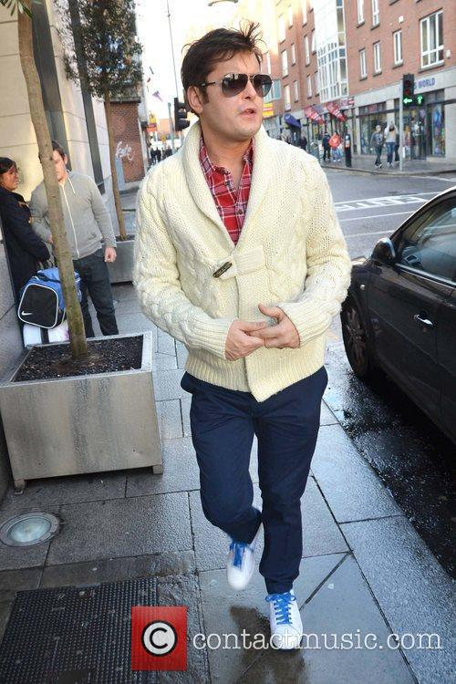 big brother star brian dowling is spotted 5771558