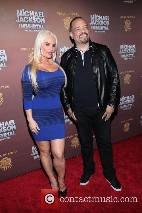 Coco Austin, Ice-t and Madison Square Garden 3