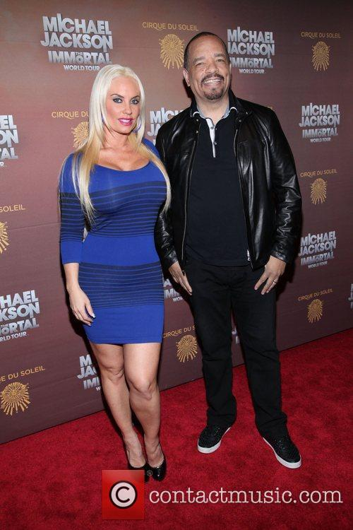 Coco Austin, Ice-t and Madison Square Garden 4