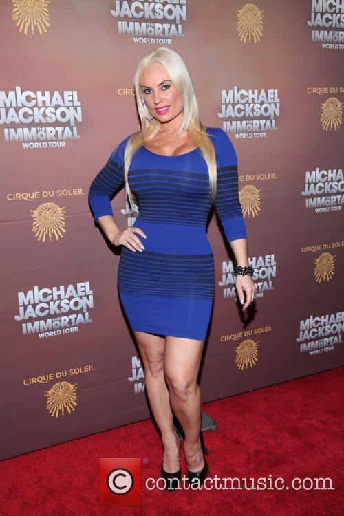 Coco Austin and Madison Square Garden 5