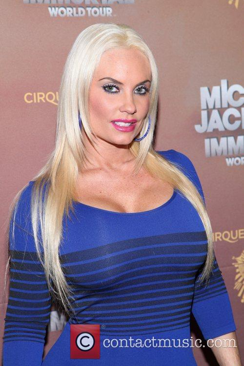 Coco Austin and Madison Square Garden 6