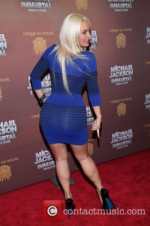 Coco Austin and Madison Square Garden 7