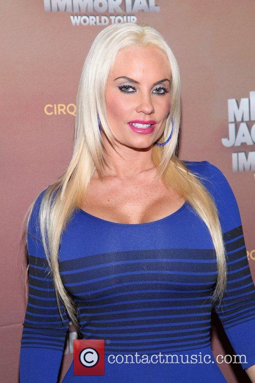 Coco Austin and Madison Square Garden 8