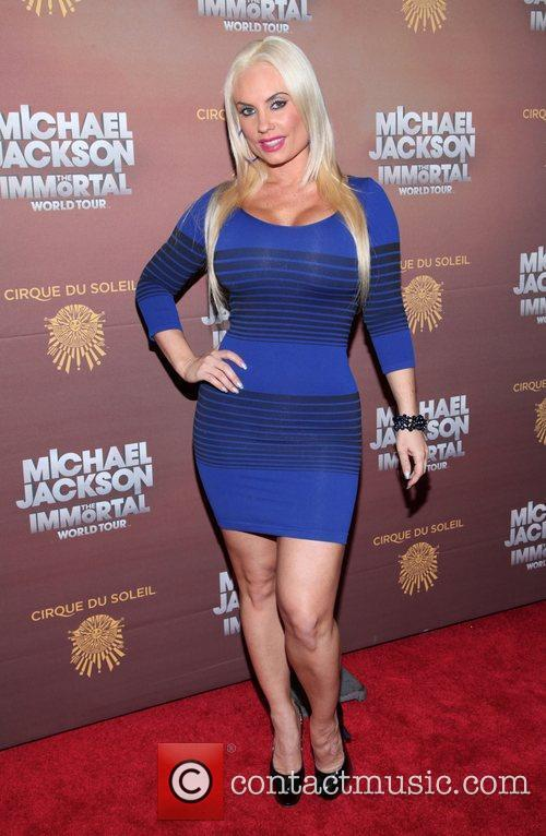 Coco Austin and Madison Square Garden 9