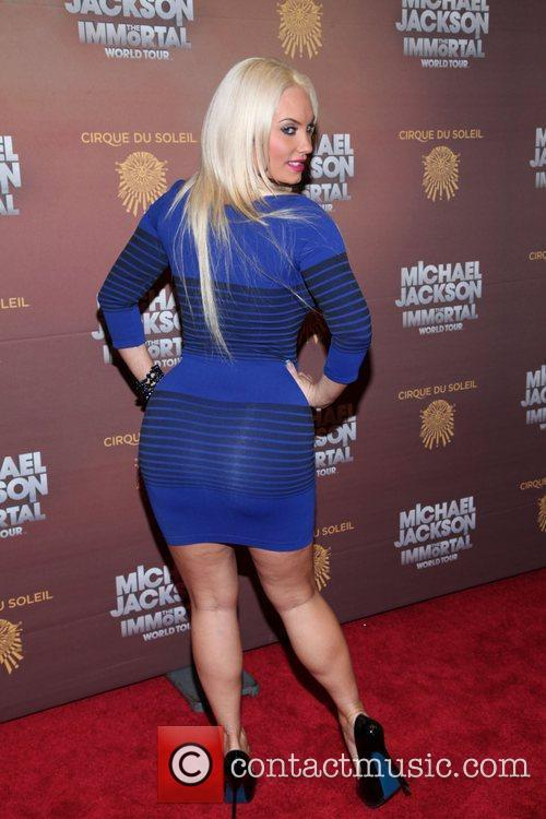 Coco Austin and Madison Square Garden 10