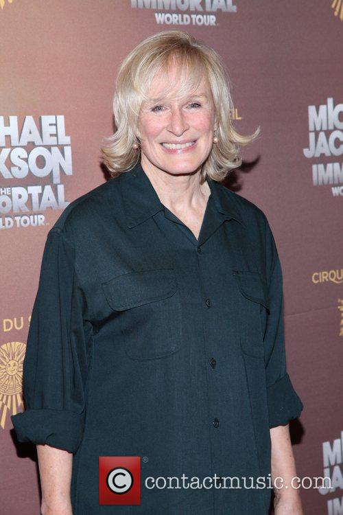Glenn Close and Madison Square Garden 3