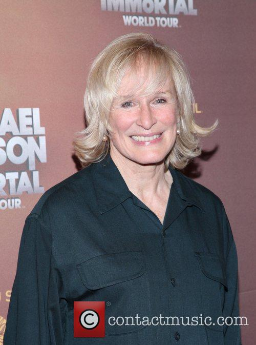 Glenn Close and Madison Square Garden 4