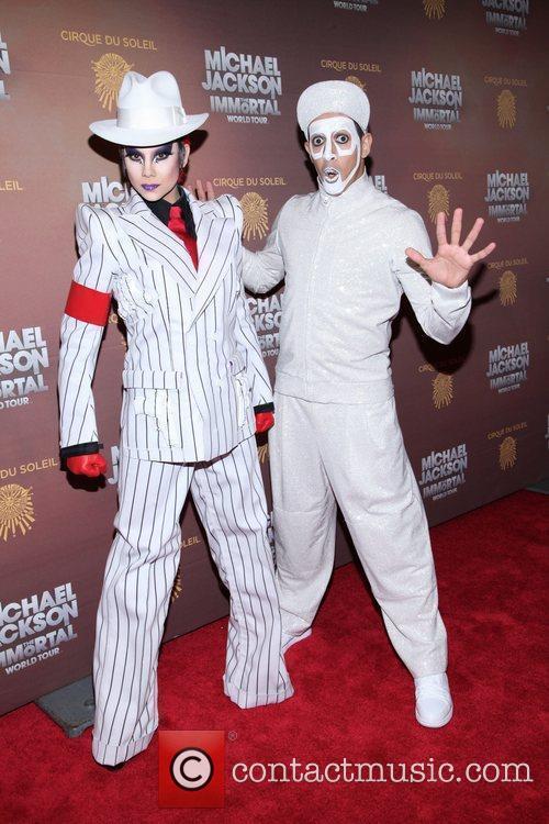 Performers, Glenn Close, Madison Square Garden