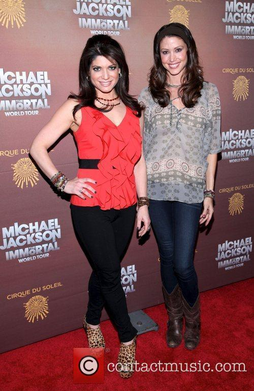 Shannon Elizabeth and Madison Square Garden 5