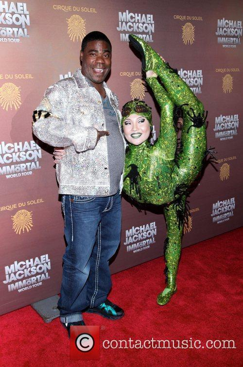 Tracy Morgan and Madison Square Garden 1