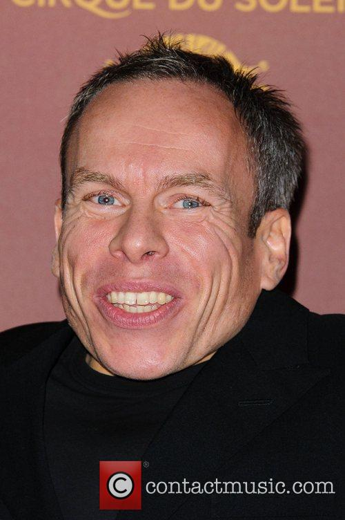 Warwick Davis and O2 Arena 5