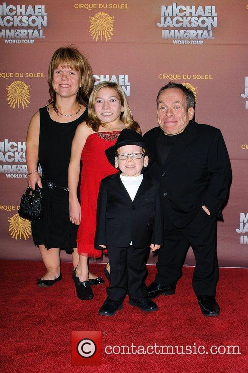 Warwick Davis and O2 Arena 1