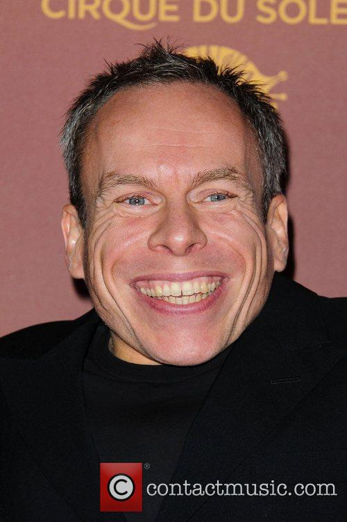 Warwick Davis and O2 Arena 6