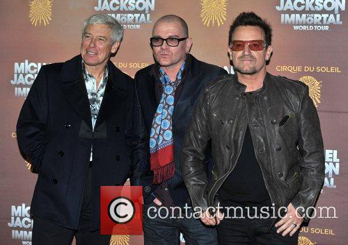Adam Clayton and Bono 4