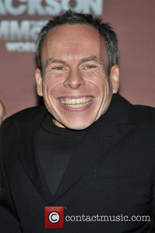 Warwick Davis and O2 Arena 2