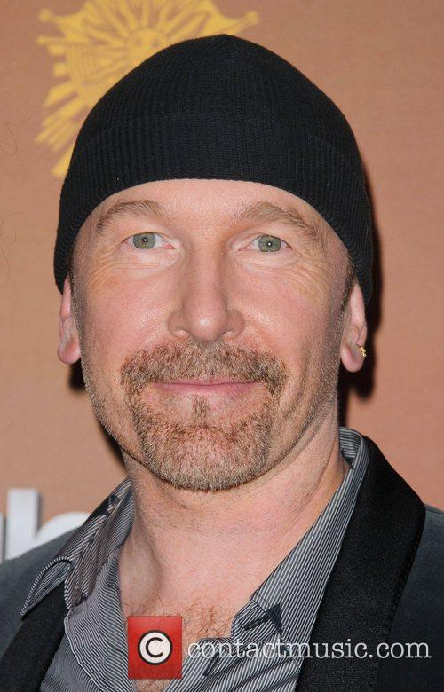 The Edge, David Howell Evans and O2 Arena 4