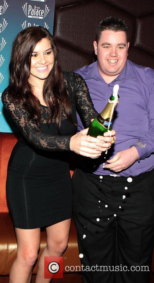 imogen thomas visits the palace nightclub in 3762304