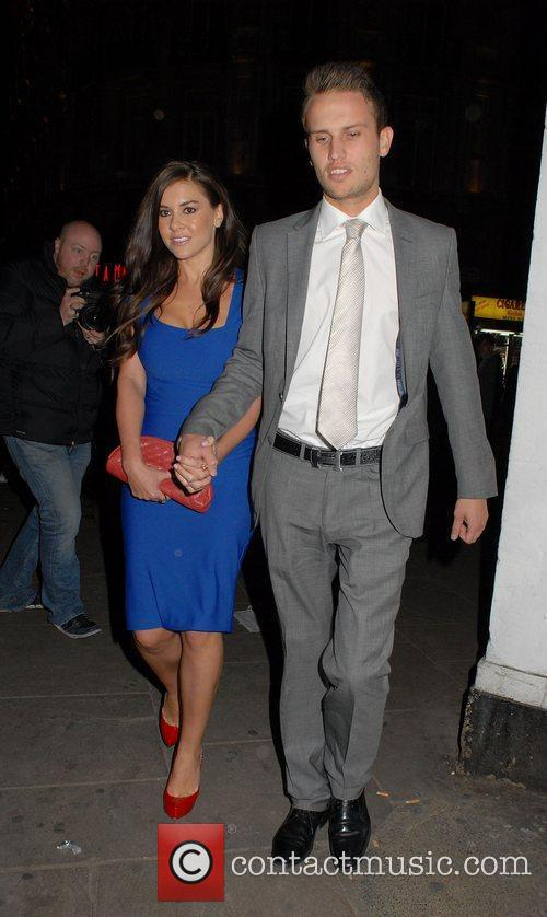 imogen thomas and adam horsley leaving the 3822972