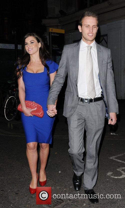 imogen thomas seen leaving the prince of 3823046
