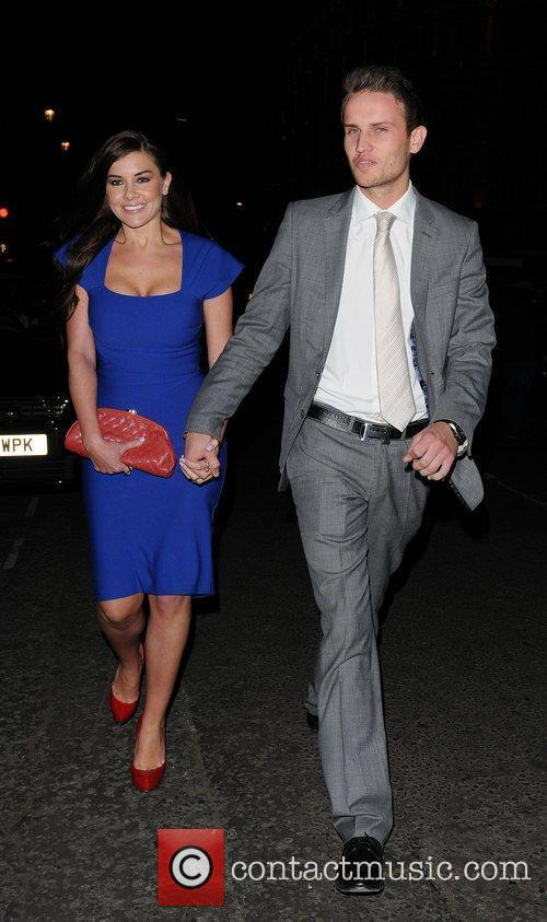 imogen thomas seen leaving the prince of 3823050