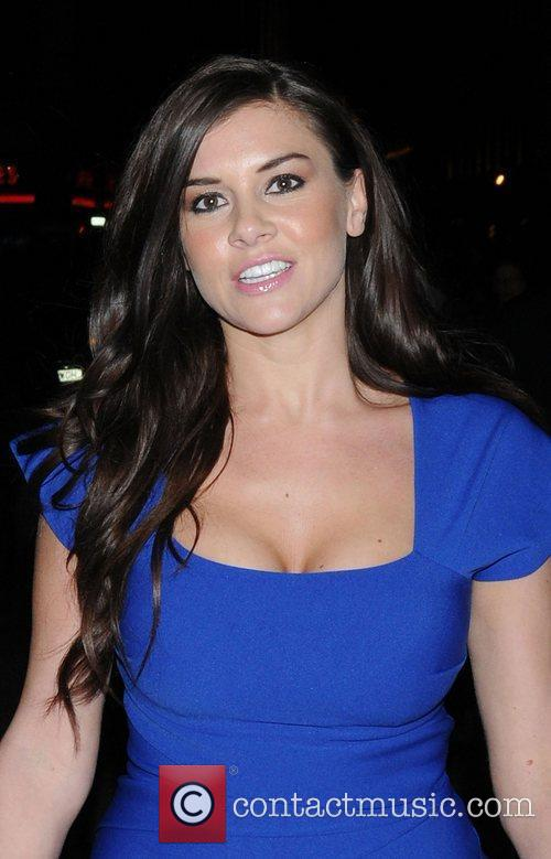 imogen thomas seen leaving the prince of 3823051