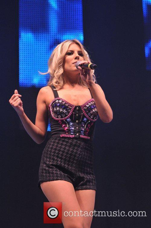 mollie king of the saturdays performs on 3894123