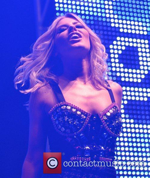 Mollie King and The Saturdays 11