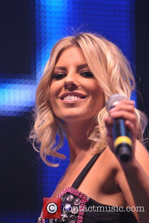 Mollie King and The Saturdays 12