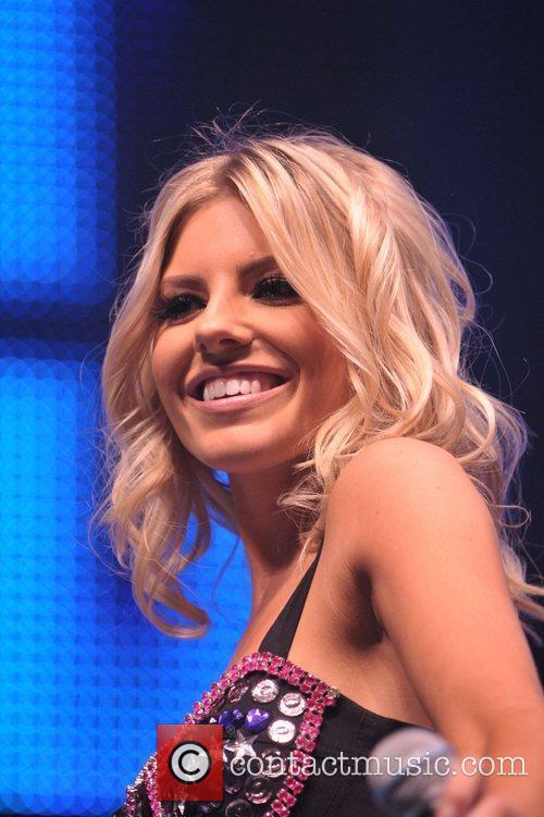 Mollie King and The Saturdays 15