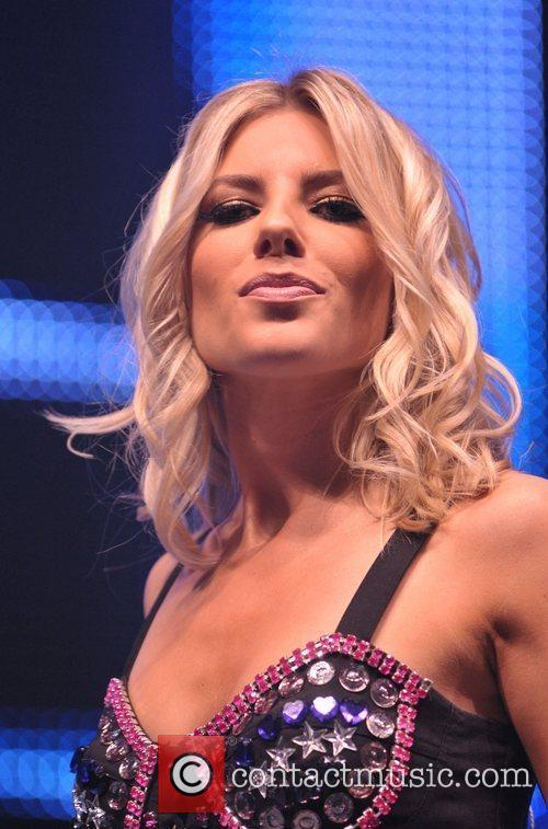 Mollie King and The Saturdays 19