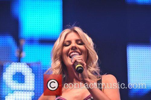 Mollie King and The Saturdays 20
