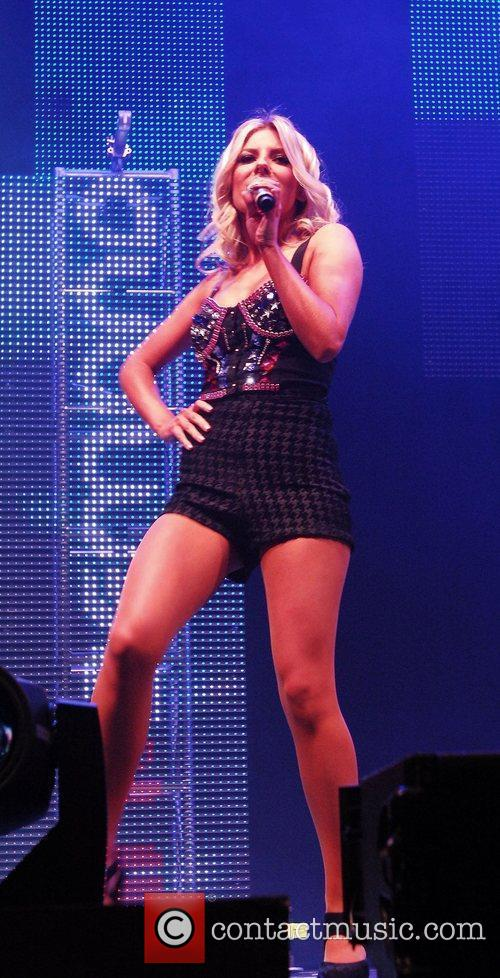 Mollie King and The Saturdays 22