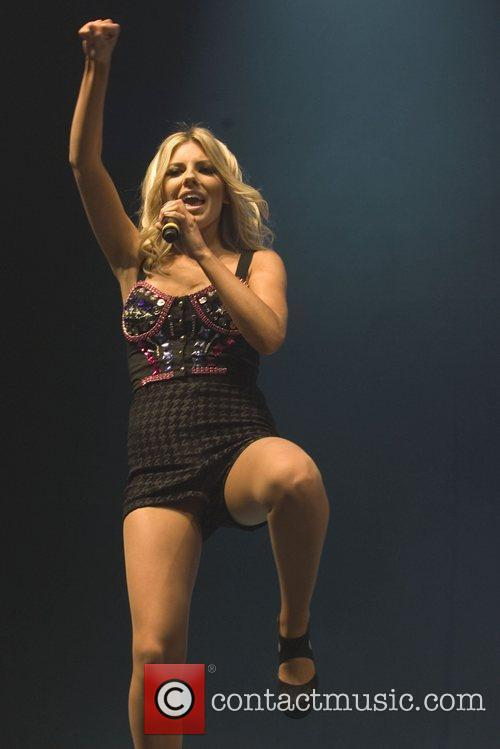 Mollie King and The Saturdays 24
