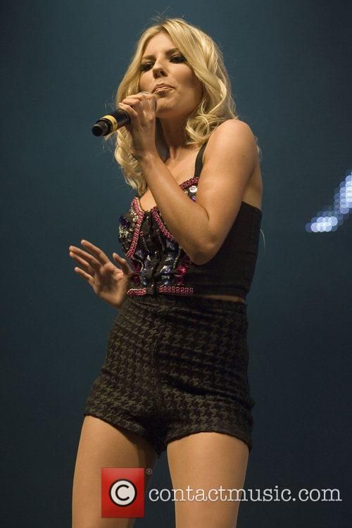 Mollie King and The Saturdays 26