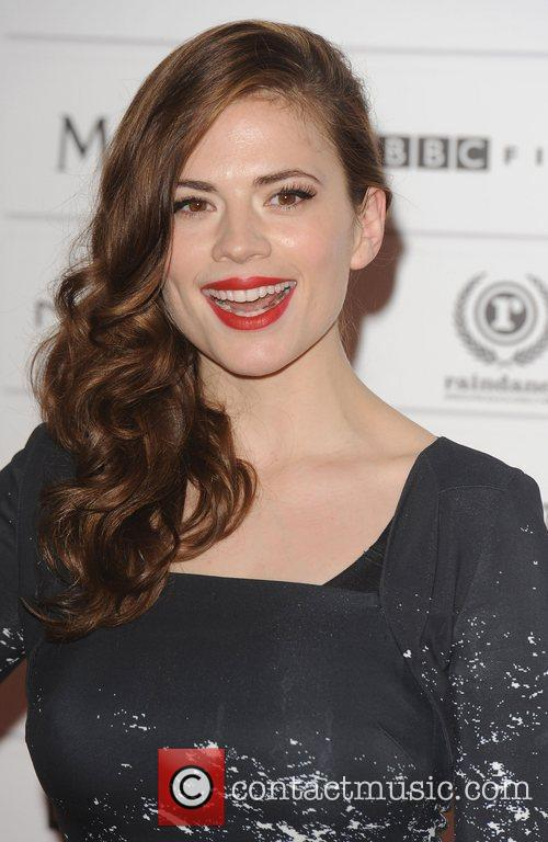 Hayley Atwell and Old Billingsgate 2
