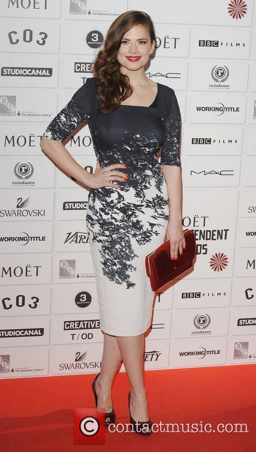 Hayley Atwell and Old Billingsgate 4