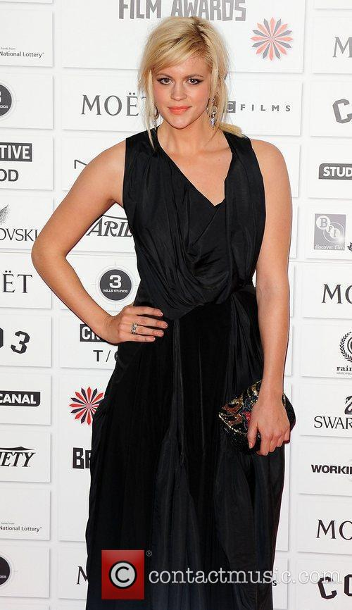Georgia King Moet British Independent film awards 2011...