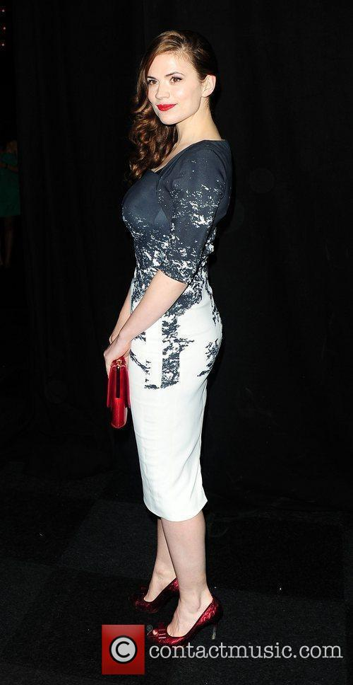Hayley Atwell Moet British Independent film awards 2011...