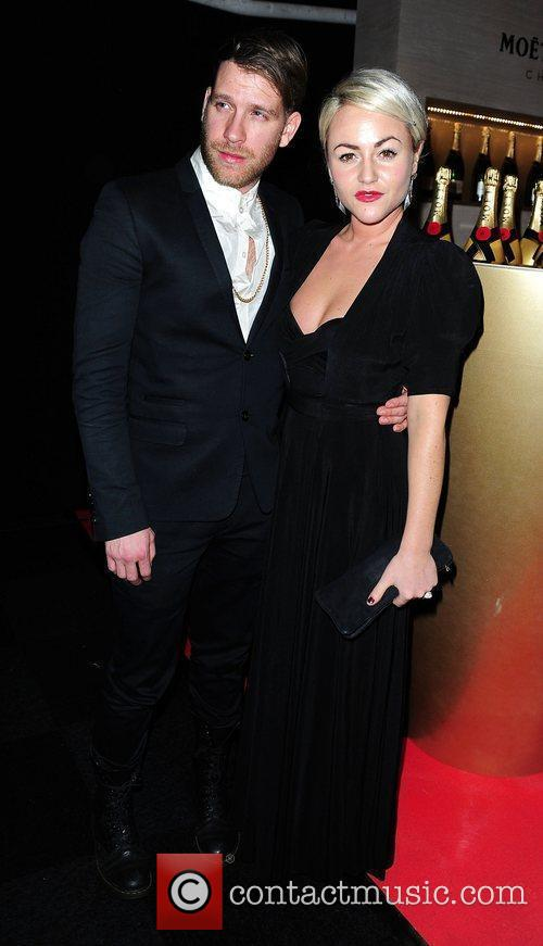 Jaime Winstone Moet British Independent film awards 2011...