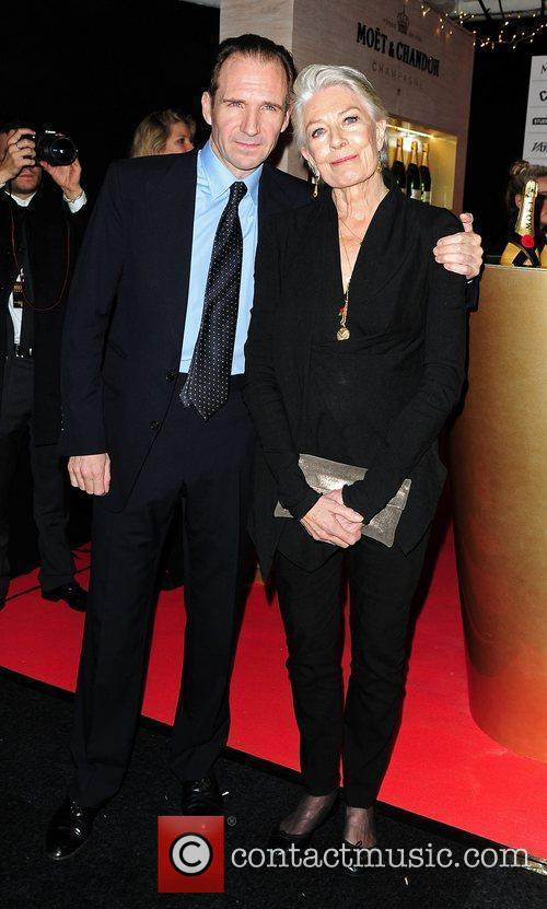 Ralph Fiennes, Vanessa Redgrave and Old Billingsgate 2