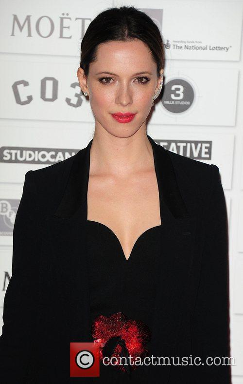 Rebecca Hall Moet British Independent film awards 2011...