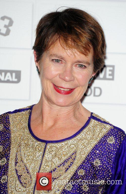 Cecelia Imrie Moet British Independent film awards 2011...