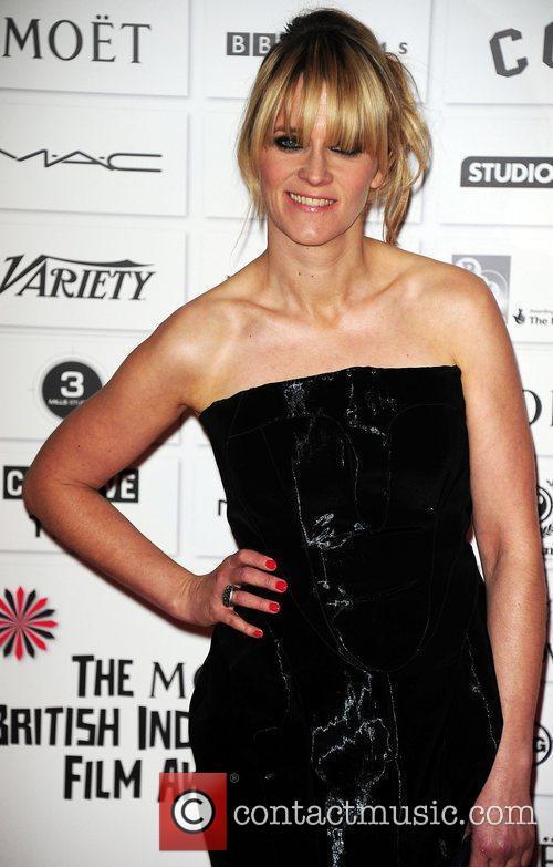 Edith Bowman Moet British Independent film awards 2011...