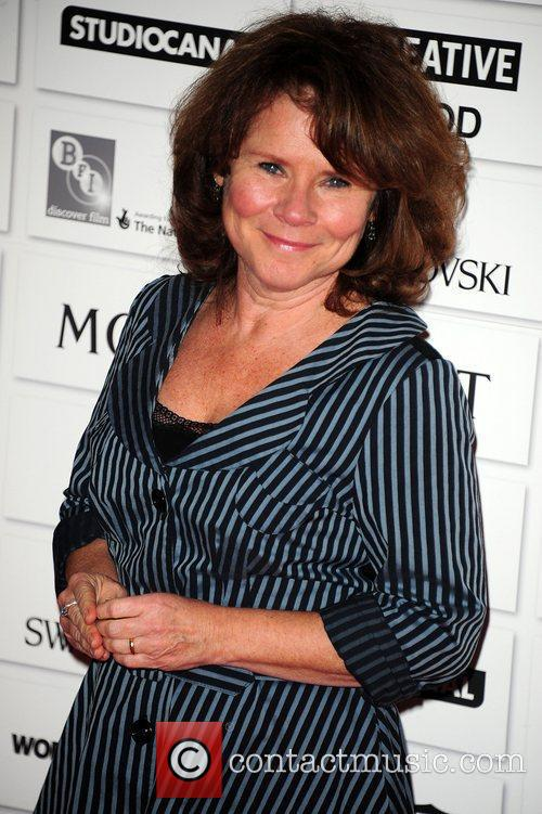 Imelda Staunton and Old Billingsgate 9